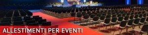 Allestimenti per Eventi Roma