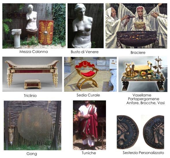 scenografia antica roma