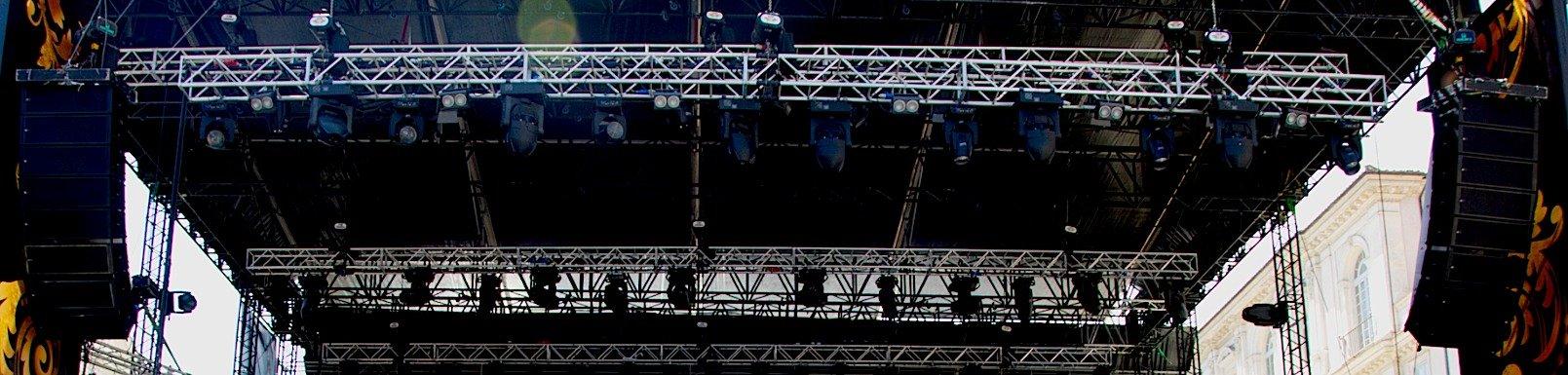 Noleggio Audio Roma