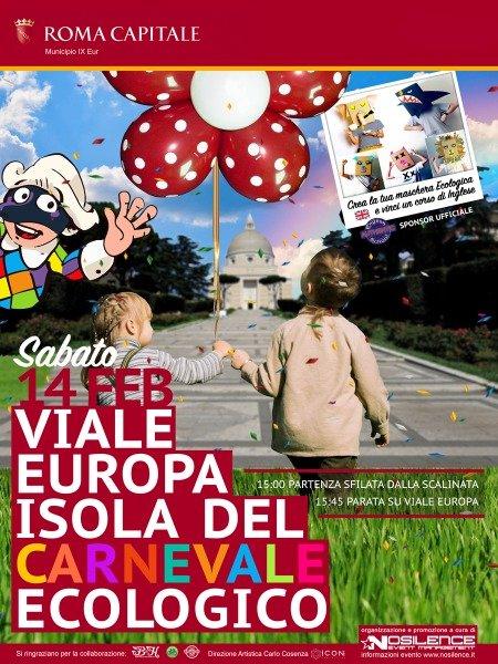 Carnevale 2015 a Roma