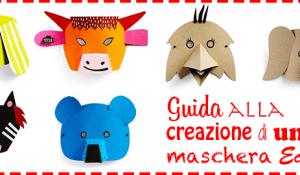 Maschere Carnevale Ecologico Roma
