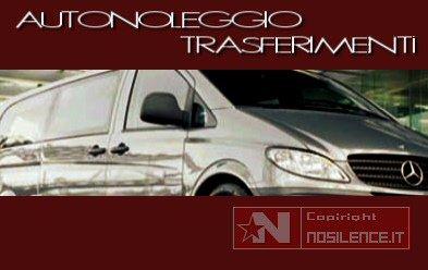 Noleggio Navette Minibus Roma