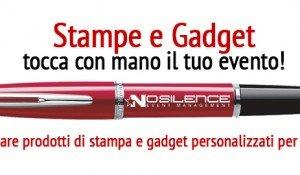 Stampe e Gadget, tocca con mano il tuo Evento!