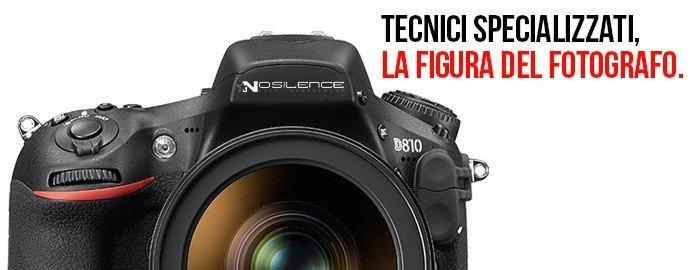 Tecnici Specializzati, la figura del Fotografo.