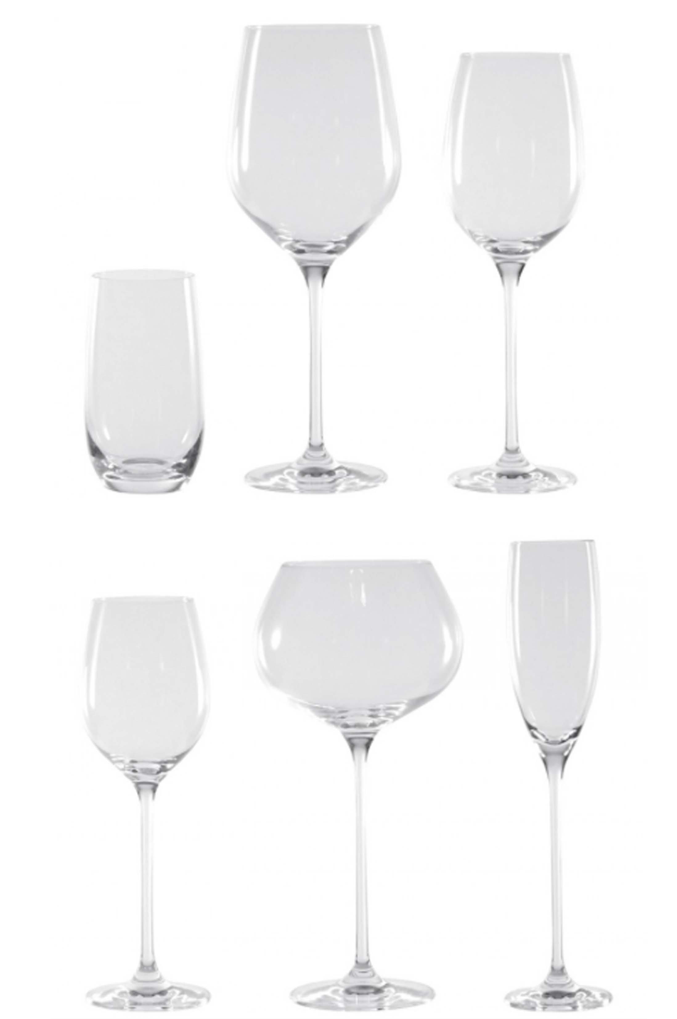 Bicchiere piatti affitto a lungo termine o noleggio attrezzature da sala per un giorno