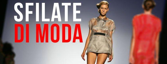 Guida all'organizzazione di una sfilata di moda.