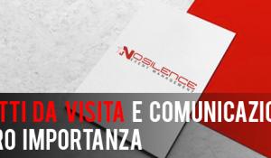 Biglietti da Visita e Comunicazione. La loro Importanza | NoSilence
