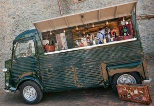 noleggio food truck roma