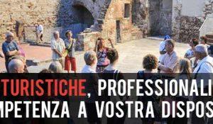 Guide Turistiche, professionalità e competenza a vostra disposizione