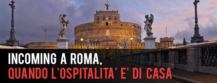 incoming roma
