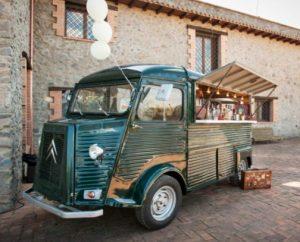food truck roma