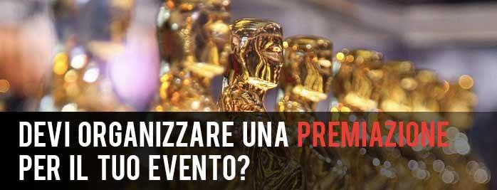 organizzare premiazione roma