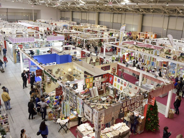 Fiera di roma location per eventi fiere concorsi e for Fiera arredamento roma