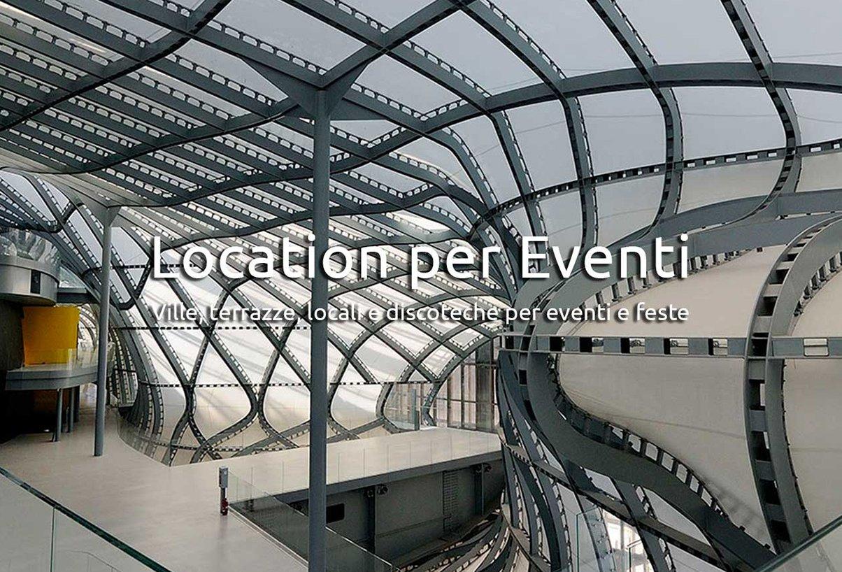 Location Per Eventi Roma Ville Locali E Discoteche