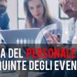 L'importanza del personale per eventi