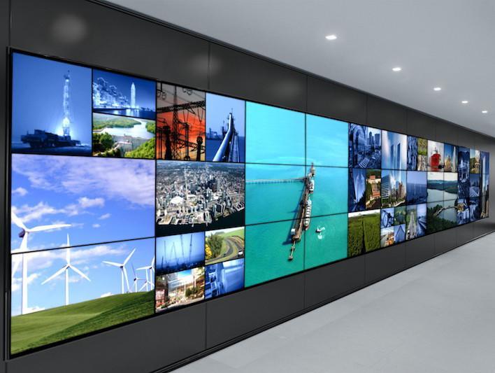 videowall e Service Video