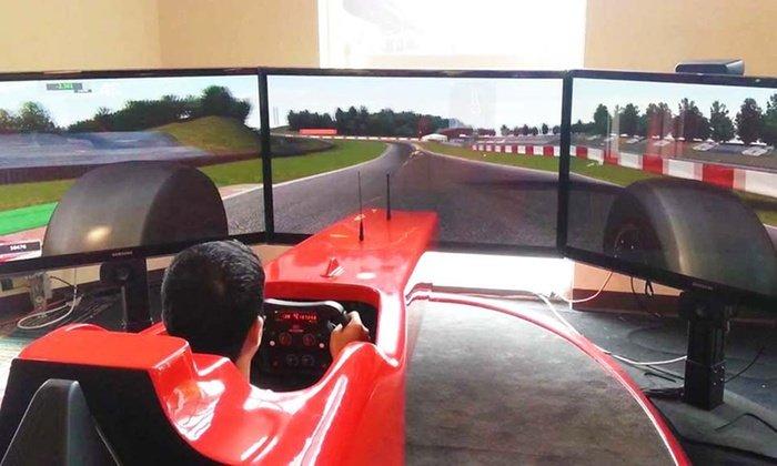 Simulatore di Guida F1