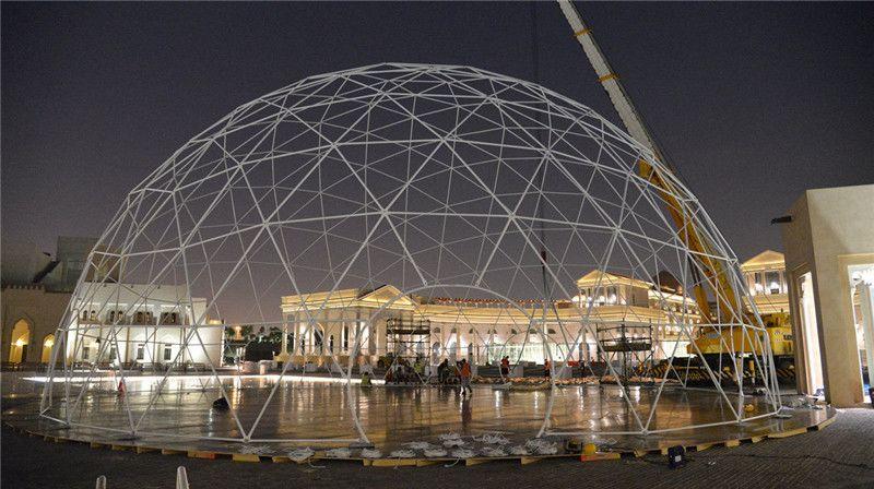 Noleggio Domes