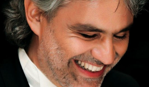 Andrea Bocelli International Booking