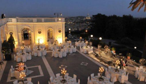 Ville e Dimore Storiche per Eventi Roma